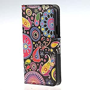 HJZ Samsung Galaxy A3 compatible Graphic/Cartoon PU Leather Full Body Cases