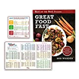 Instant Pot Electric Pressure Cooker Cookbook and Cook Times Gift Set | Instapot