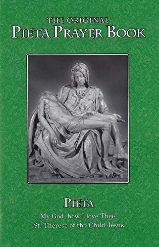 Prints Booklet - The Pieta Prayer Book - Large Print Green