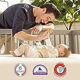 Naturepedic Organic Baby Crib Mattress - Dual