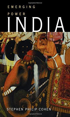 India: Emerging Power