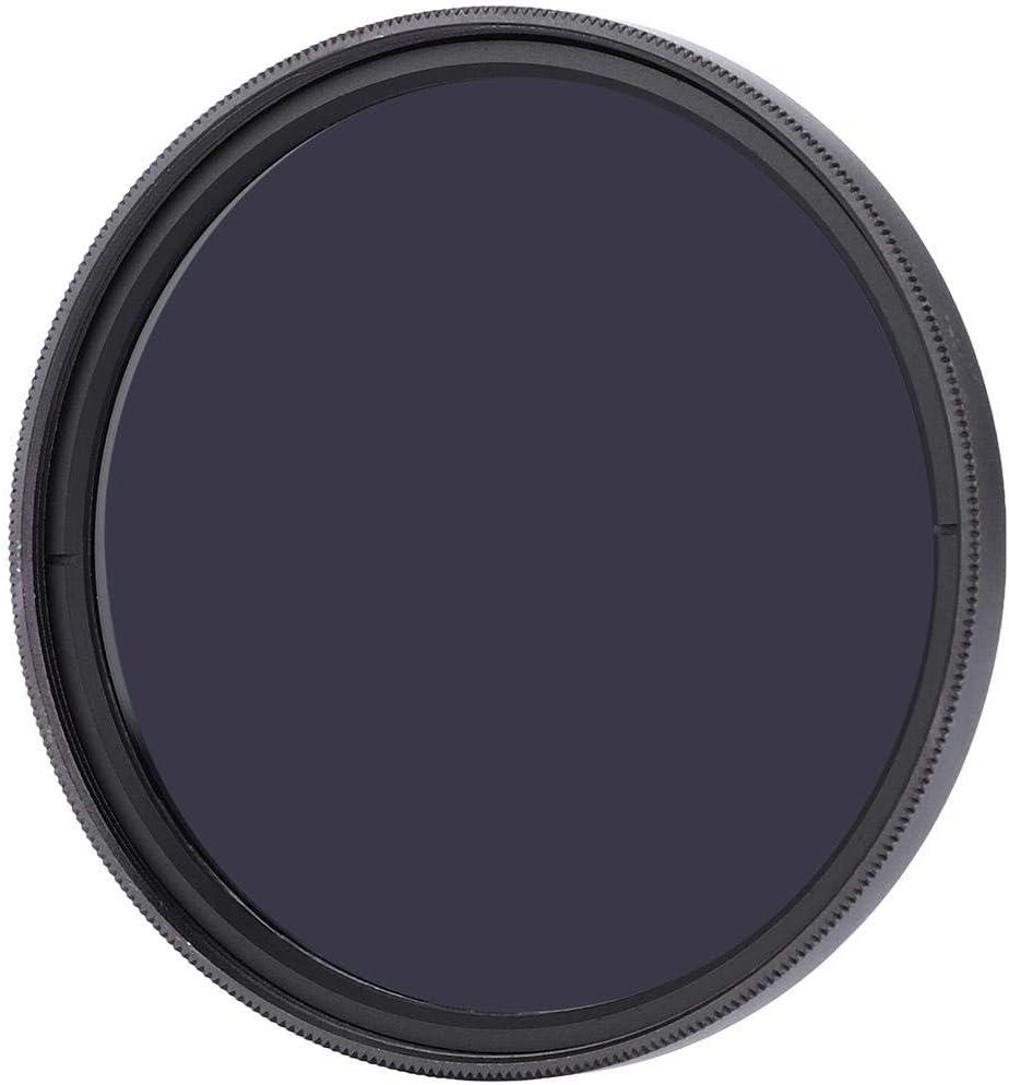 62mm Serounder Ultra Slim Optical Glass Multiple Coated Neutral Density ND8 ND Lens Filter for DSLR Cameras