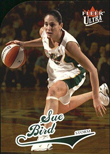 Birds Medallions (2004 Ultra WNBA Gold Medallion #45 Sue Bird)