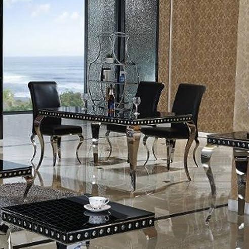Luxus Esstisch Finest Lufertee Tischlufera With Luxus