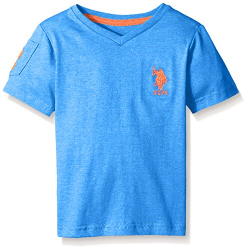 U.S. Polo Assn. Big Boys' Solid V-neck T - Polo Logo Shirt Top Shopping Results
