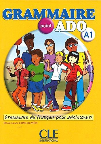 Grammaire Point Ado Niveau A1 Livre Cd Grammaire Du