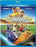 Turbo [Blu-ray + DVD + Digital Copy] (Bilingual)