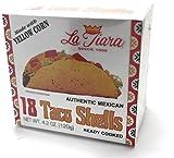hard taco shells - La Tiara Taco Shells, 18-count Box (Pack of 2)
