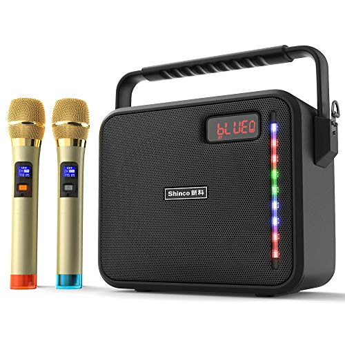 Shinco Portable Karaoke Machine