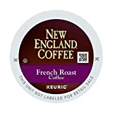 New England Coffee Single Serve K-Cup, French Roast, 12 count (Pack of 6) Review