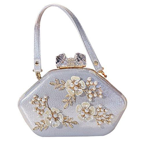 TOOKY femme silver pour Pochette TOOKY Pochette 68q00B