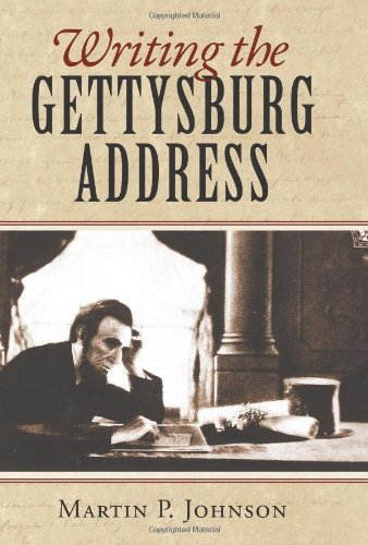 Read Online Writing the Gettysburg Address ebook