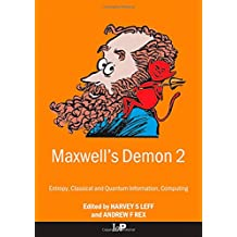 Maxwell's Demon 2 Entropy, Classical and Quantum Information, Computing