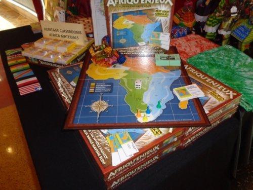 Africa Game - AFRIQU'ENJEUX The Africa Memory Game