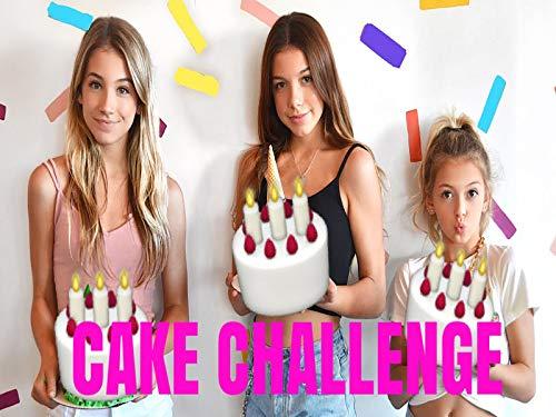 Cake Challenge Fortnite Looney Tunes Ice Cream Cake Challenge (Teen Tunes)