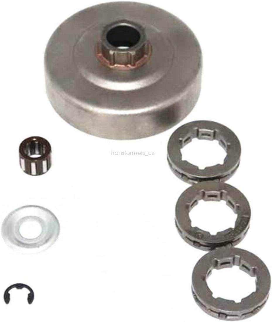 New Clutch Drum Sprocket Bearing Assembly For Stihl MS290 MS390 029 039 Chainsaw