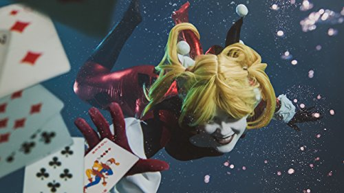 Underwater Cosplay Photography Creates Surreal Worlds