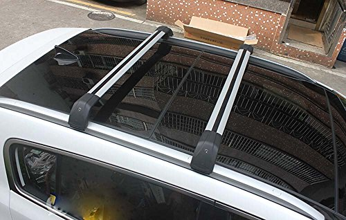 Salusy Top Roof Rack Rails Luggage Carrier Cross Bars For