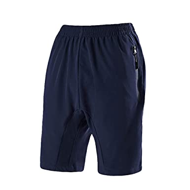 LuckyGirls Hombres Pantalones de Casual Playa Deportivas Secado ...