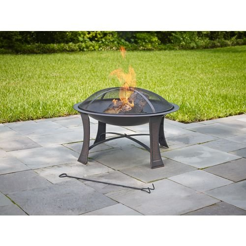 Mosaic 30'' Kyrie Fire Pit w/Free Fire Tool