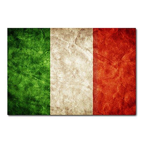 Placa Decorativa - Bandeira Itália - 0308plmk
