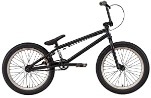 Eastern Bikes Growler Bike (Matte Black, 20-Inch BMX)