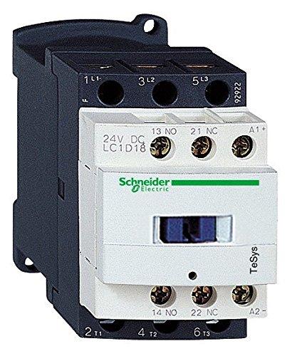 120Vac 18A 1Nc//1No Schneider Electric LC1D18G7 Iec Magnetic Contactr