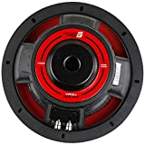 """2 Pack 10"""" Dual 4 Ohm Subwoofer 1100 Watts Car"""