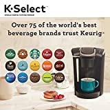 Keurig K-Select Coffee Maker, Single Serve K-Cup