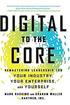 Digital Core Remastering Leadership Enterprise ebook product image