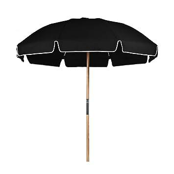 beach umbrella. Avalon Collection Fiberglass Commercial Grade Beach Umbrella With Ash Wood Pole \u0026 Acrylic