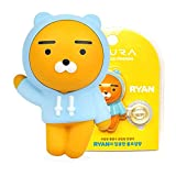 Kakao Friends Ryan Car Air Fresheners Season 2 Special Edition Figure Vent Clip Type + Gift
