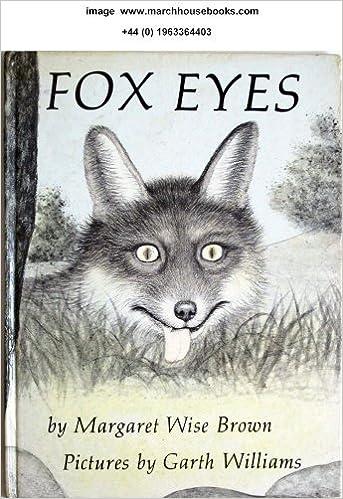 Kostenlose Kindle-Downloads Fox Eyes auf Deutsch PDF ePub MOBI 0001955373