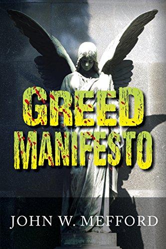 GREED MANIFESTO (Greed Series #4)