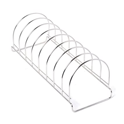 Embassy Stainless Steel Round Plate Rack / Stand 1-Piece Size - 8  sc 1 st  Amazon.in & Buy Embassy Stainless Steel Round Plate Rack / Stand 1-Piece Size ...