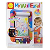 ALEX Toys - Young Artist Studio My Wall Easel -Wood 31N