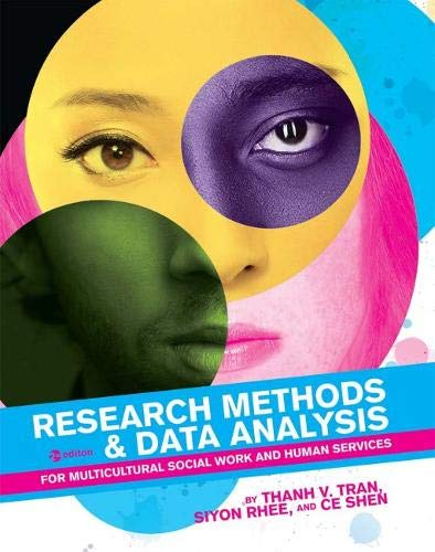 Research Methods & Data Analysis for Multicultural Social Work and Human Services