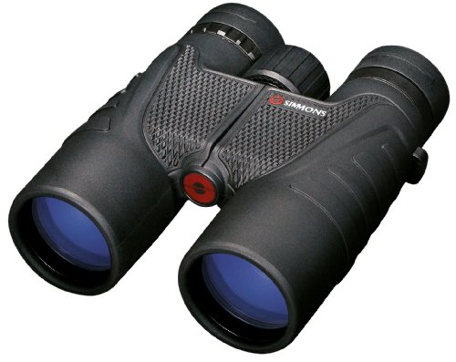 Simmons ProSport 10x 42mm Roof-Prism Waterproof/Fogproof Binoculars (Black)