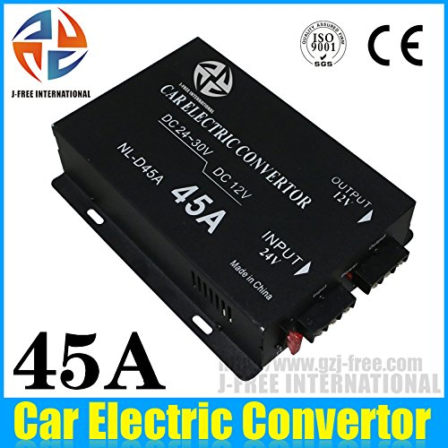 Car Accessories 12V DC 24V DC Converter, ()