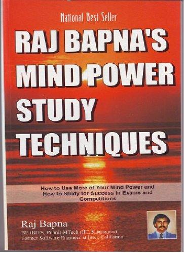 Mind Power Study Techniques Pdf