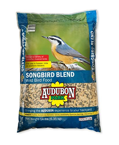Audubon Park 12241 Songbird Blend Wild Bird Food, ()