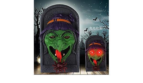 MSSJ Halloween Props casa embrujada Dress Up Horror niña ...