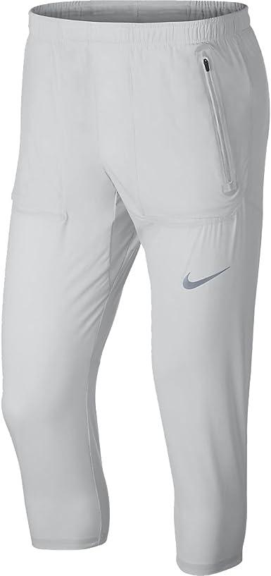 Emperador formal trabajo duro  Amazon.com : Nike Run Division Men's Running Pants (Vast Grey/Heather,  Small) : Clothing