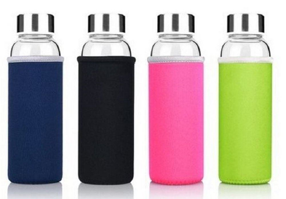 Borosilicate Glass Tea Water Bottle with Infuser Stainless Steel Filter Basket /& Insulating Sleeve BPA Free PVC Free 20 Oz Highest Quality Hot /& Cold Brew Travel Bottle Infuser Lead Free LoCo Motive LYSB01N26YQEX-SPRTSEQIP