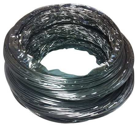 - Flex Duct, Wire Reinforced Mylar