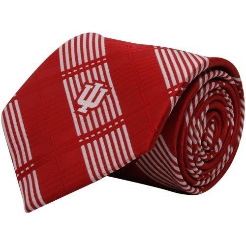 Indiana Woven Plaid Necktie