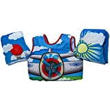Body Glove Paddle Pals Motion Hologram Learn to Swim Life Jacket, The Safest U.S. Coast Guard Approved Learn-to-Swim Aid