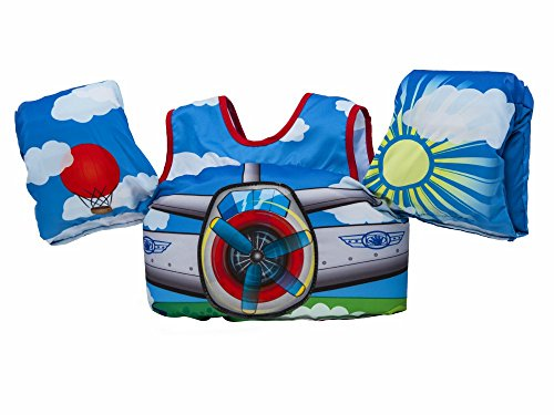 (Body Glove Plane Motion Swim Life Jacket)