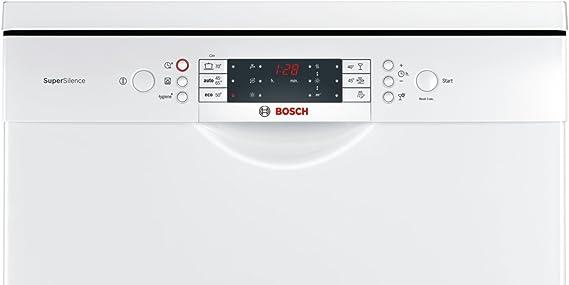 Bosch SMS69N72EU - Lavavajillas Sms69N72Eu Con Secado Por Zeolitas ...