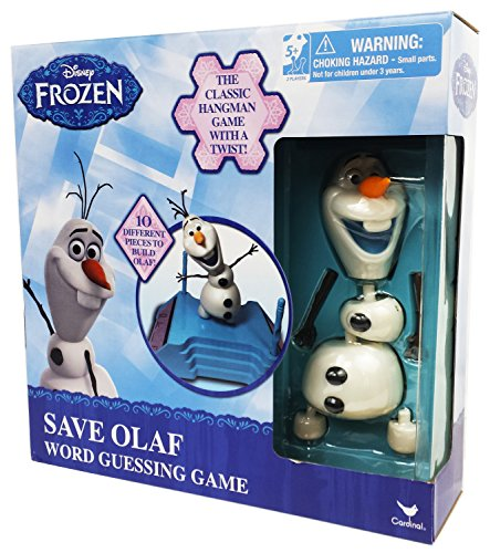 Frozen 6029197 Build Olaf Board